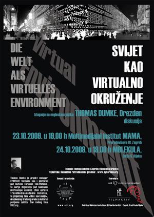 """Vortrag """"Die Welt als virtuelles Environment"""""""