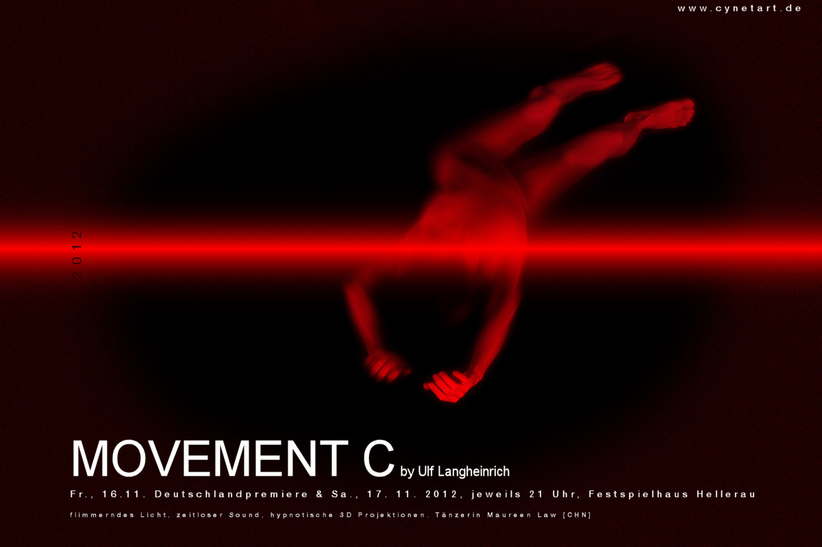 Movement C<br />German Premier: 16. & 17.11. at CYNETART 2012