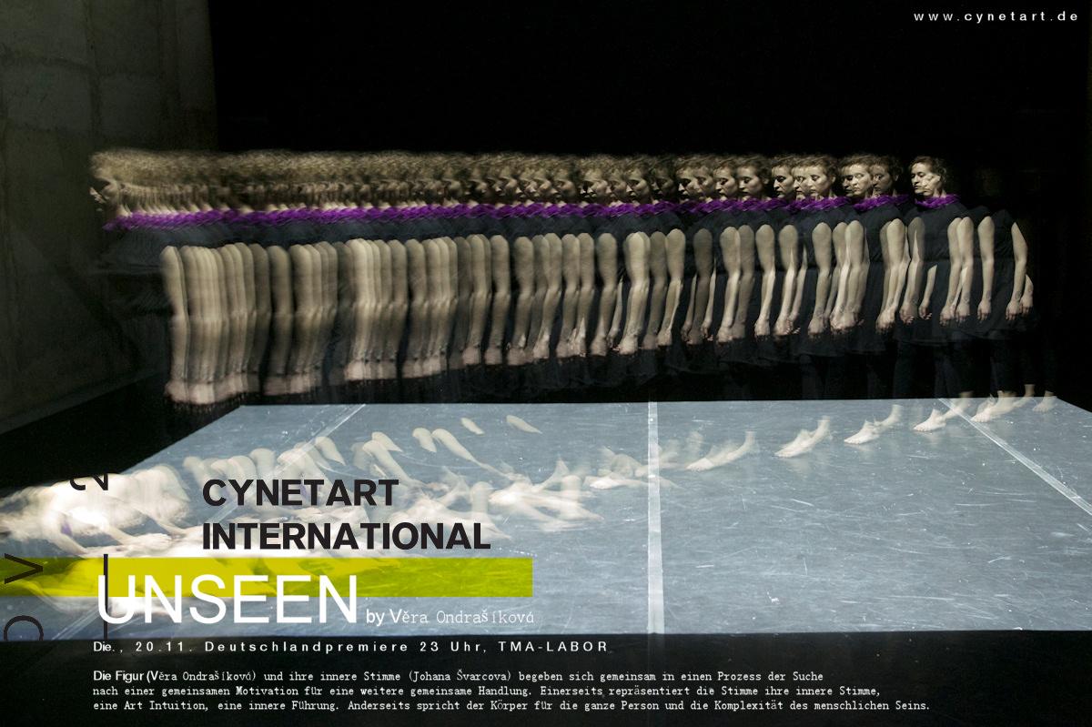 UNSEEN zur CYNETART 2012