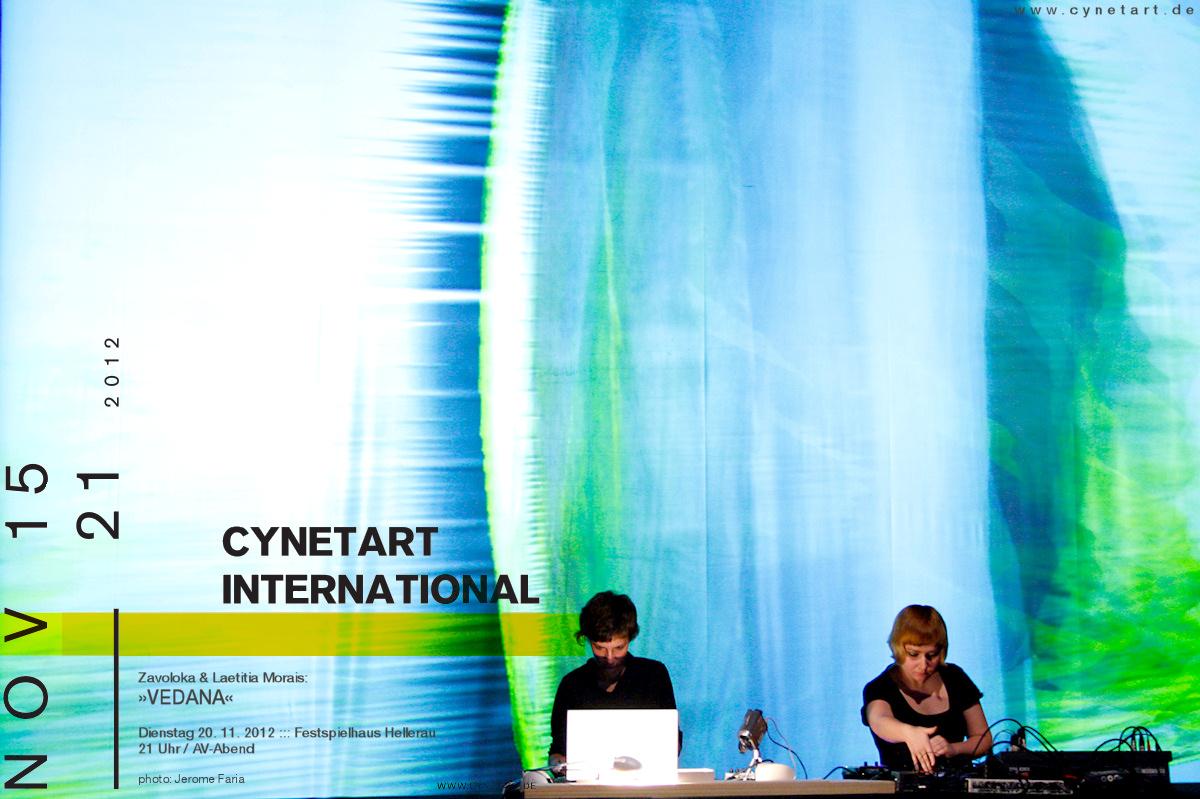 VEDANA zur CYNETART 2012